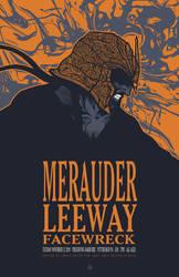 MERAUDER LEEWAY POSTER