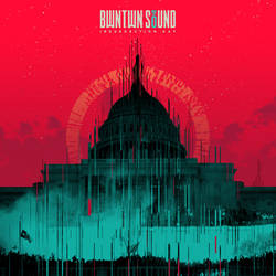 BWNTWN SOUND INSURRECTION DAY COVER V2 FURY