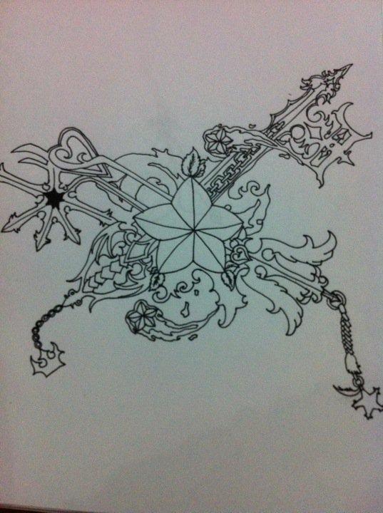 Kingdom Hearts Potential Tattoo By Shuyinaligna On Deviantart