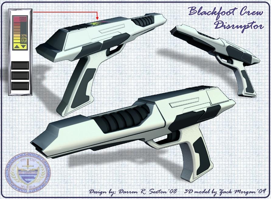 Uss Blackfoot Compression Pistol Diagram By Drsexton On Deviantart
