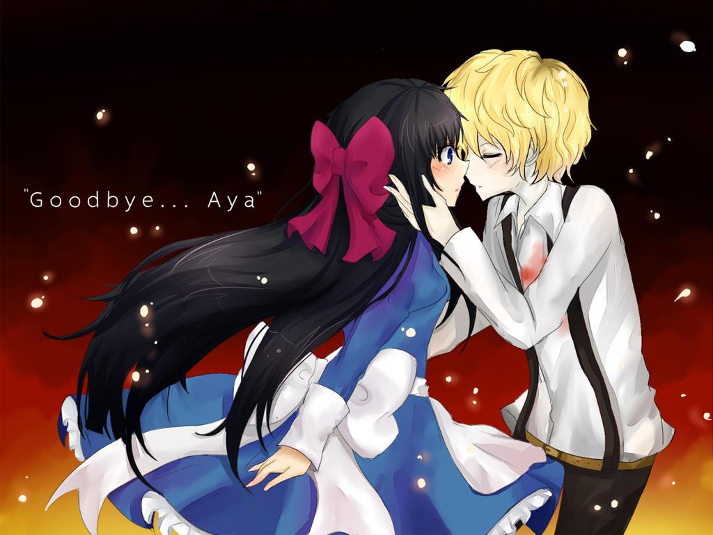 Mad Father - Goodbye...Aya by Ab-anna