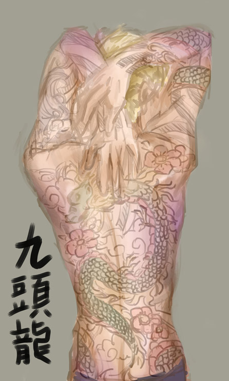 Kuzuryuu by Ab-anna
