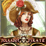 Dress me up: Polka Dot Pirate by PinkParasol
