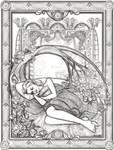 Sleeping Beauty by PinkParasol