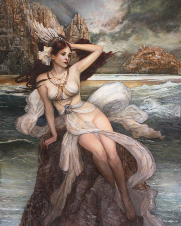 Siren by PinkParasol