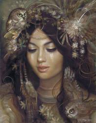 The Owl Maiden