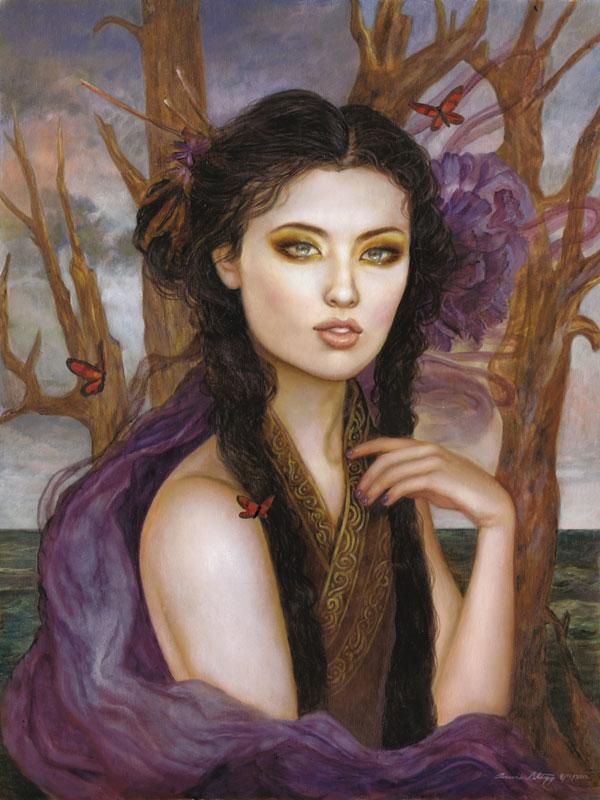 Violet by PinkParasol