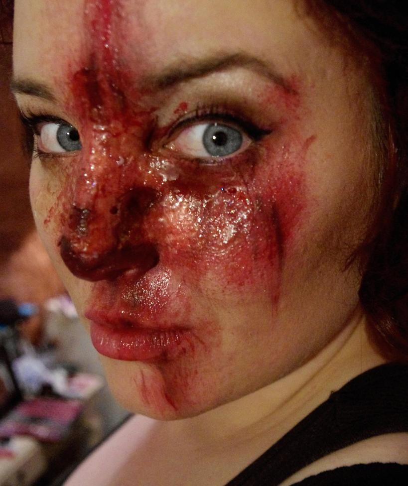 Liquid Latex Face Paint