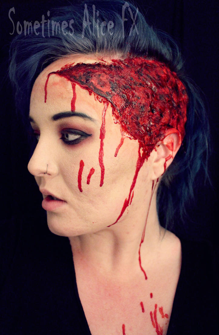 Skinhead II by SometimesAliceFX
