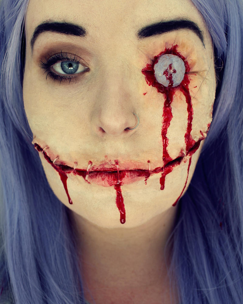 Doll Face by SometimesAliceFX