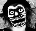 Mr Babadook Face Paint