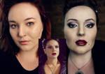 Evil Queen Make-Up