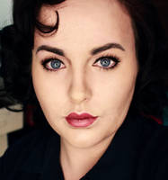 Liz Taylor Make-Up/Hair