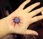 Button Hand