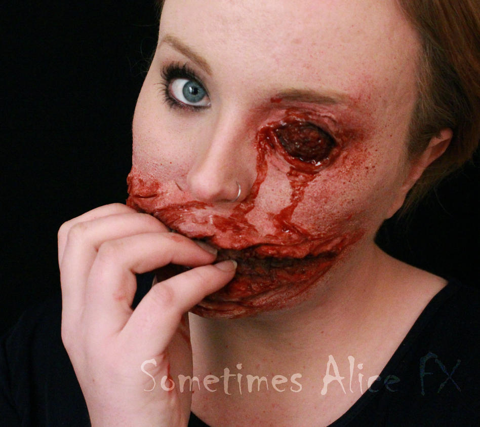 Nail Biter by SometimesAliceFX