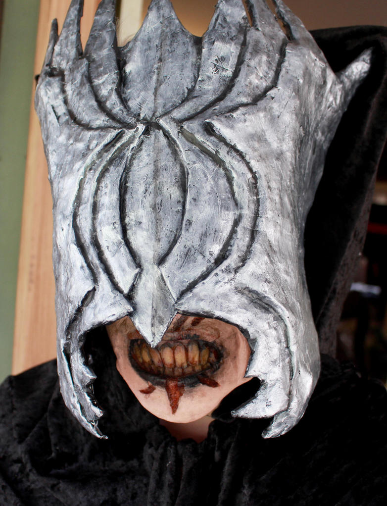 Mouth of Sauron Mask by SometimesAliceFX