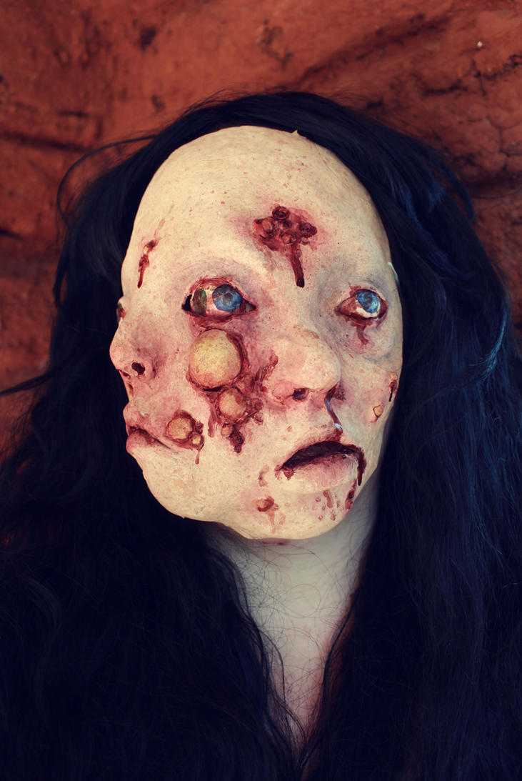 Mutant Mask by SometimesAliceFX