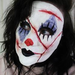 Clown - Latex Horror Mask