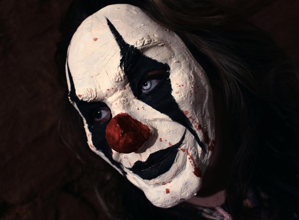 Clown Stare