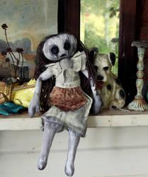 Creepy Rag Doll II