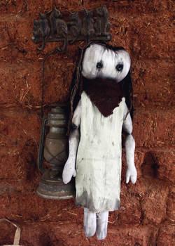 Creepy Rag Doll III