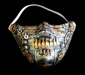 Steam Punk Half Mask