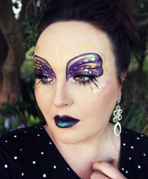Butterfly Eye Make Up