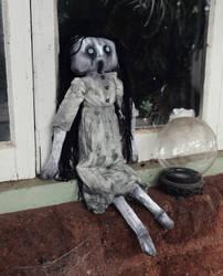 Little Ghost Doll