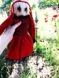 Red Rag Doll