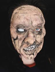 Rotten Zombie Horror Mask
