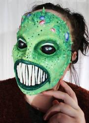 Mermaid Creature Mask