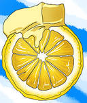 Lemon with Butter