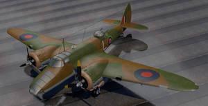 Bristol Blenheim Mk-5