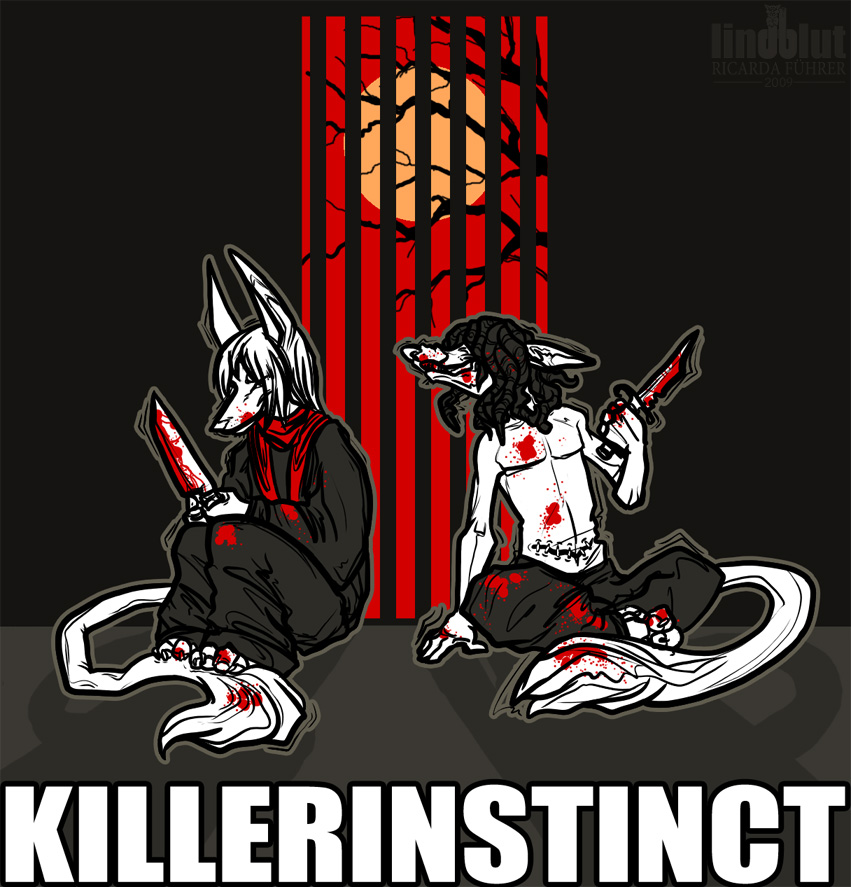 Killerinstinct by Lindblut