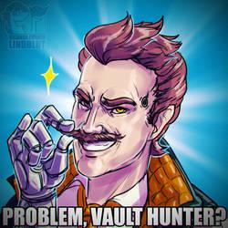 Problem, VH? by Lindblut
