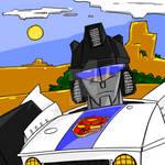 Transformers G1 Jazz quicky sketch