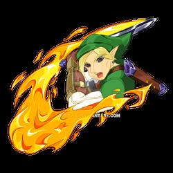 Daily Sketch #7 22-01-2015 - Legend Of Zelda Link