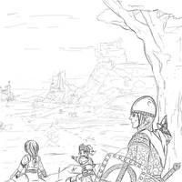 Work in Progress - 'Homeward Bound'