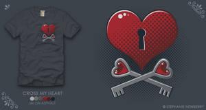 132 - Cross My Heart