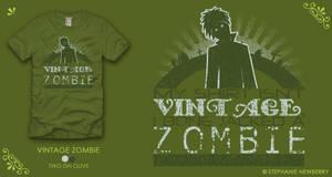 136 - Vintage Zombie