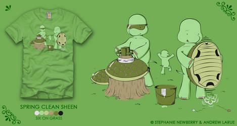 145 - Spring Clean Sheen