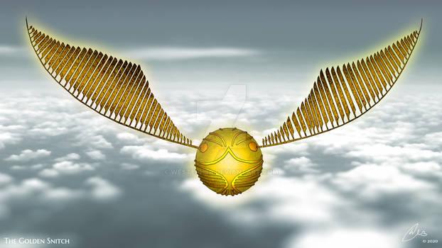 Golden Snitch Sky Grey signed