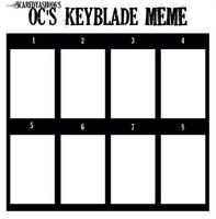 OC KH Keyblade Meme by ScaredyAsh006