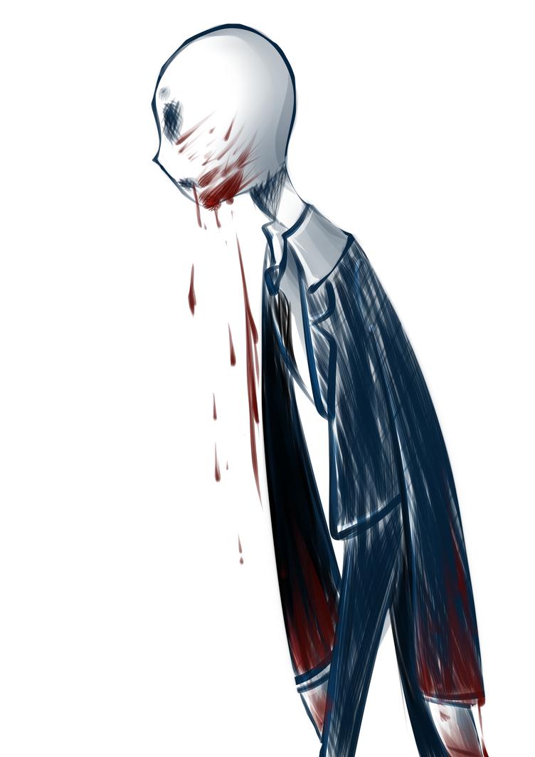 Slendy by ScaredyAsh006