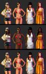 Avatares (mujeres)