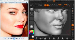 Sketch 3D: Emma