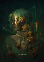 Mystic Messenger - V by eserioart