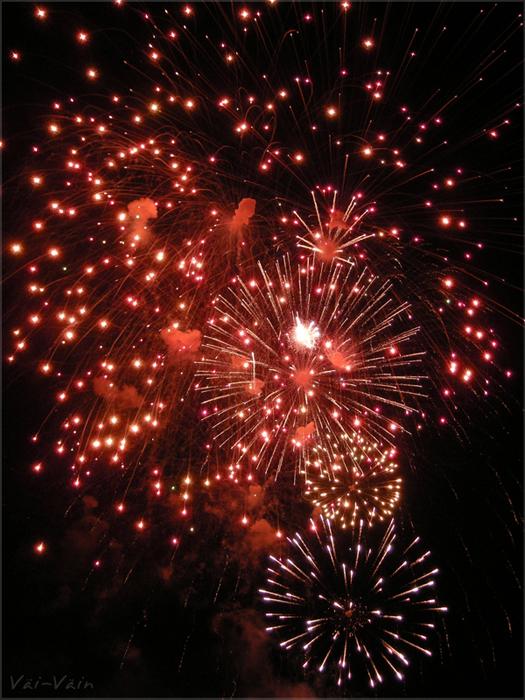 Fireworks by Vai-Vain