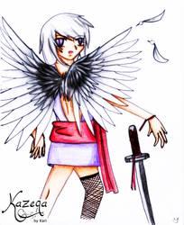 Kazega - OC Bleach Fanfiction by Taki-Banane