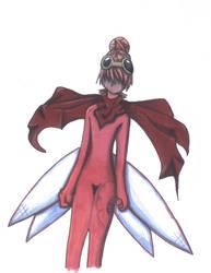 Even Fairys cry by Taki-Banane